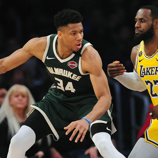 Avatar of The MVP Race Is Heating Up Between Giannis Antetokounmpo and LeBron James
