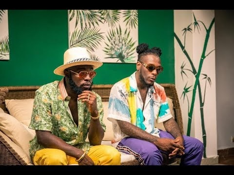 M.anifest ft. Burna Boy – Tomorrow (VIDEO)