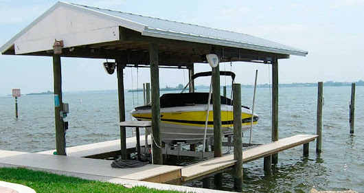 Tips for Buying Boat Lifts in Florida - Gibson Marine Construction
