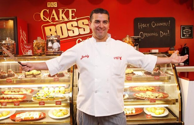 Buddy Valastro em o Cake Boss (Foto: Reprodução)