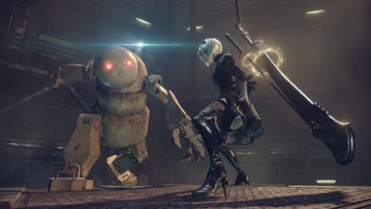 Why 30 minutes of Nier: Automata was enough for me