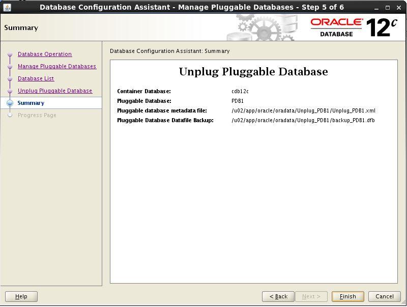 Unplug PDB 4