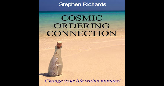 Cosmic Ordering Connection: Change Your Life Within Minutes! (Unabridged) by Stephen Richards - Download Cosmic Ordering Connection: Change Your Life Within Minutes! (Unabridged) in iTunes