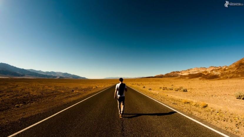 La importancia de buscar un camino que te dirija a lo importante