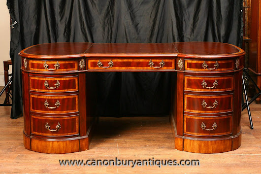 Canonbury - Antique Desks
