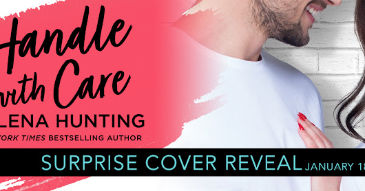 SURPRISE Cover Reveal from Helena Hunting!