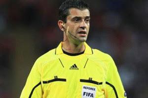 Виктор Кашшаи может не заметить гол Роналду