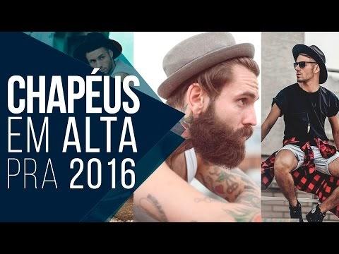 Macho Moda - Blog de Moda Masculina  Tendências Masculinas  11 - Chapéus e  Bonés em alta pra 2016 a7d3d3ef803