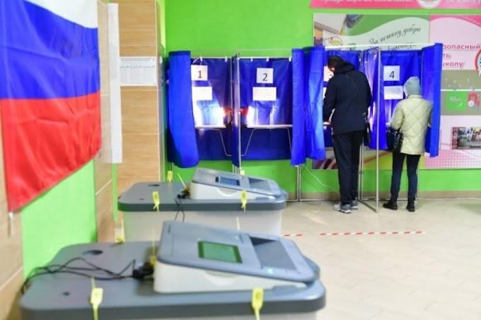 В УФО остаются считанные минуты до окончания голосования