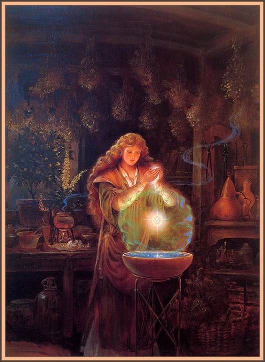 The Taurus New Moon & the High Art of Alchemy