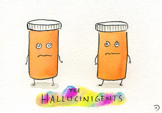 Hallucinigents