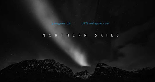 Northern Skies 4K - LRTimelapse