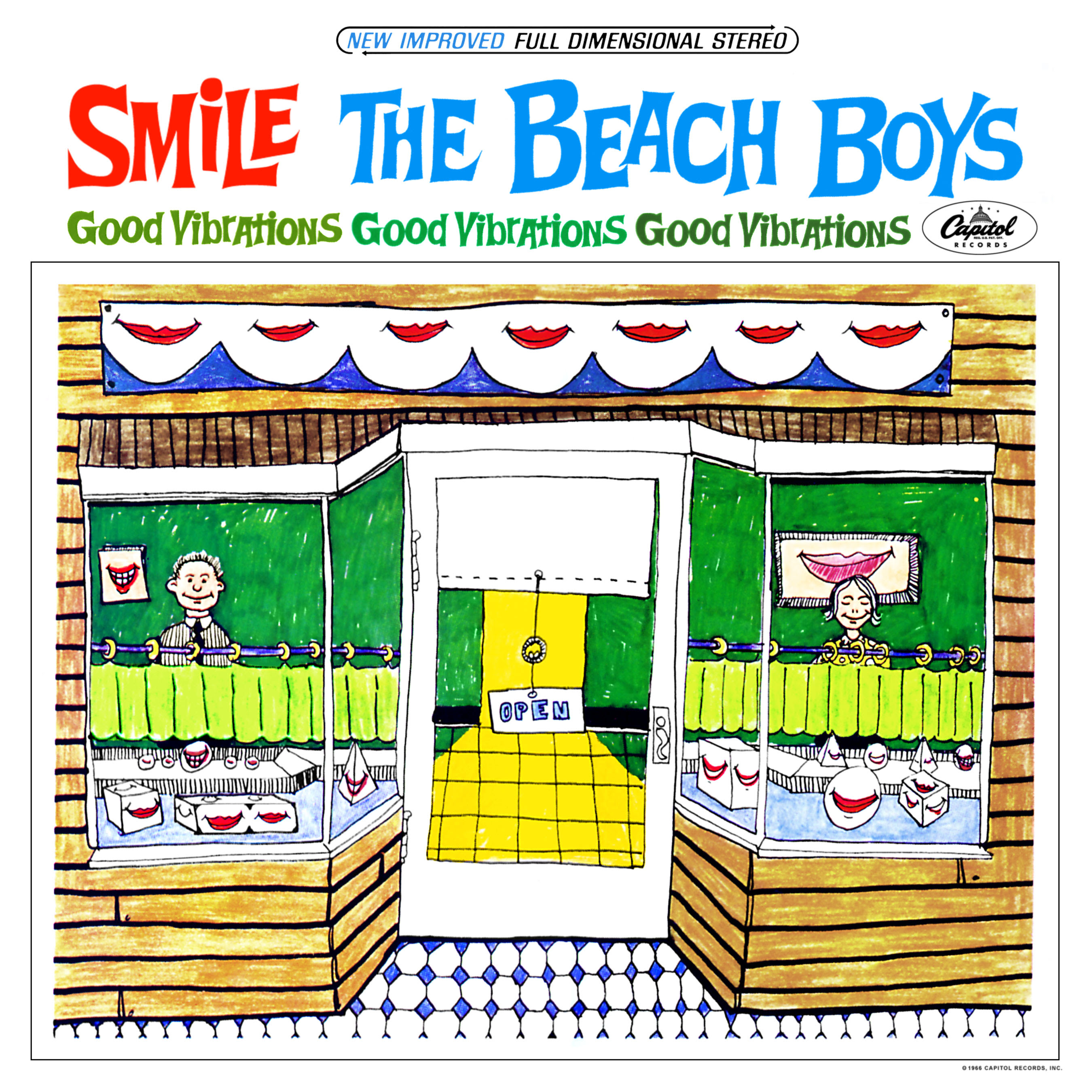 Image result for smile album cover