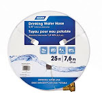 Camco RV TastePURE Drinking Water Hose, 25' 22783