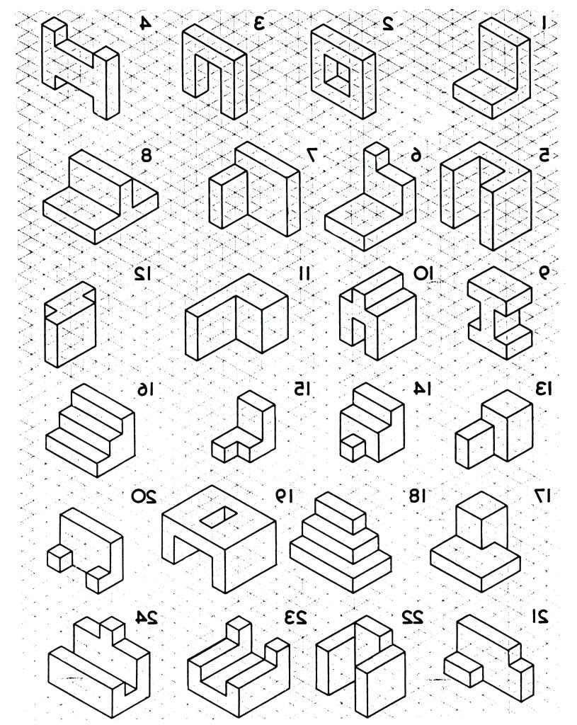 98 [PDF] ISOMETRIC DRAWING WORKSHEET PDF PRINTABLE