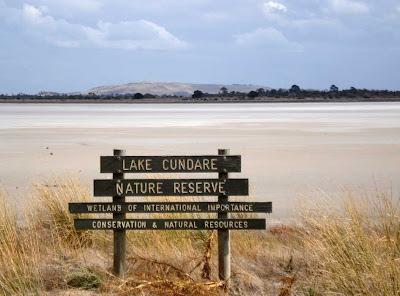 Lake Cundare