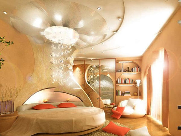 15 Most Amazing Modern Round Beds Ideas You'll Ever See 11