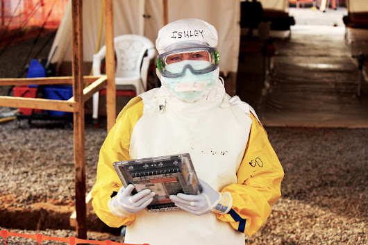 Google Builds a New Tablet for the Fight Against Ebola | WIRED