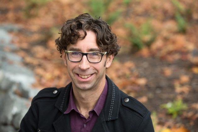 Journalist and author Luke Timmerman. (Photo: Meryl Schenker.)