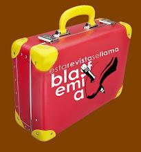 Blasfemia lleva en la maleta...