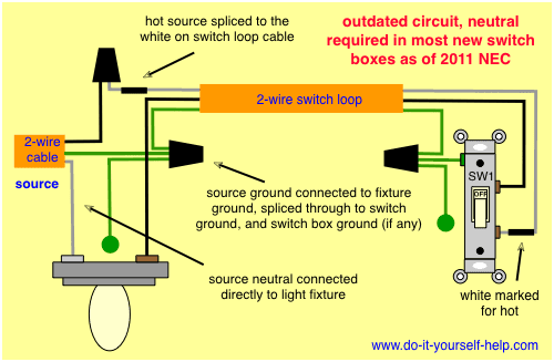 110 Cord Wiring Diagram