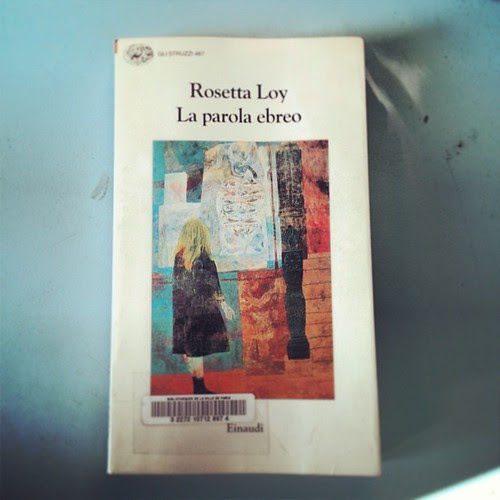The book of the day. I love Rosetta by la casa a pois