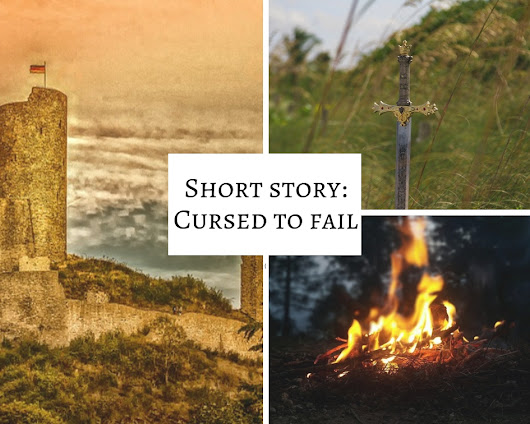 Cursed to Fail. Sunday Scribbles 2018 (Prompt: Curse) #flashfiction #sunscribbles