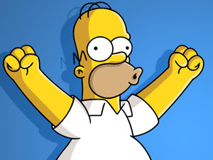 'Os Simpsons' está no ar na TV americana há 20 anos