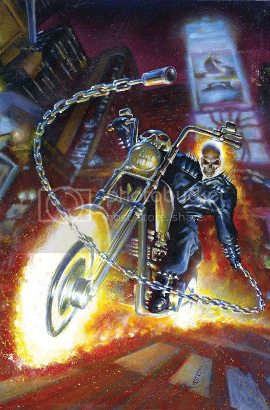 Ghost Rider Annual 2