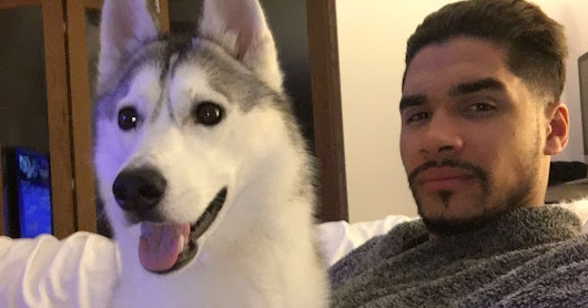 Louis Smith and other stars let their pet pooches take the limelight