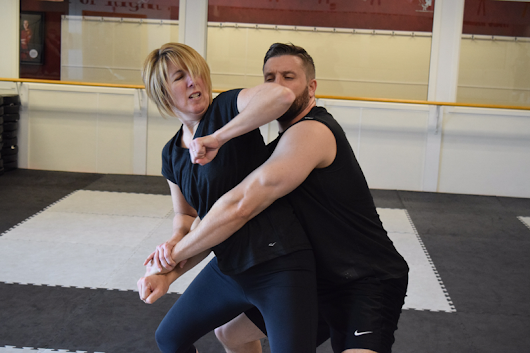 Krav Maga Street Defense | National Karate & Kickboxing