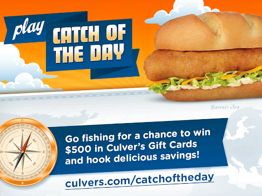 Culver's Catch of the Day