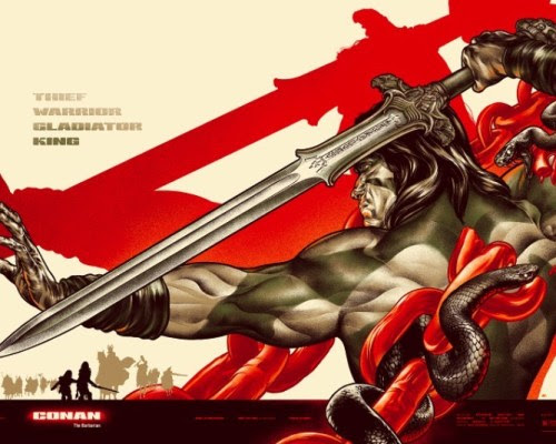 Martin Ansin e seus Posters Alternativos para Cinema via @pristinaorg