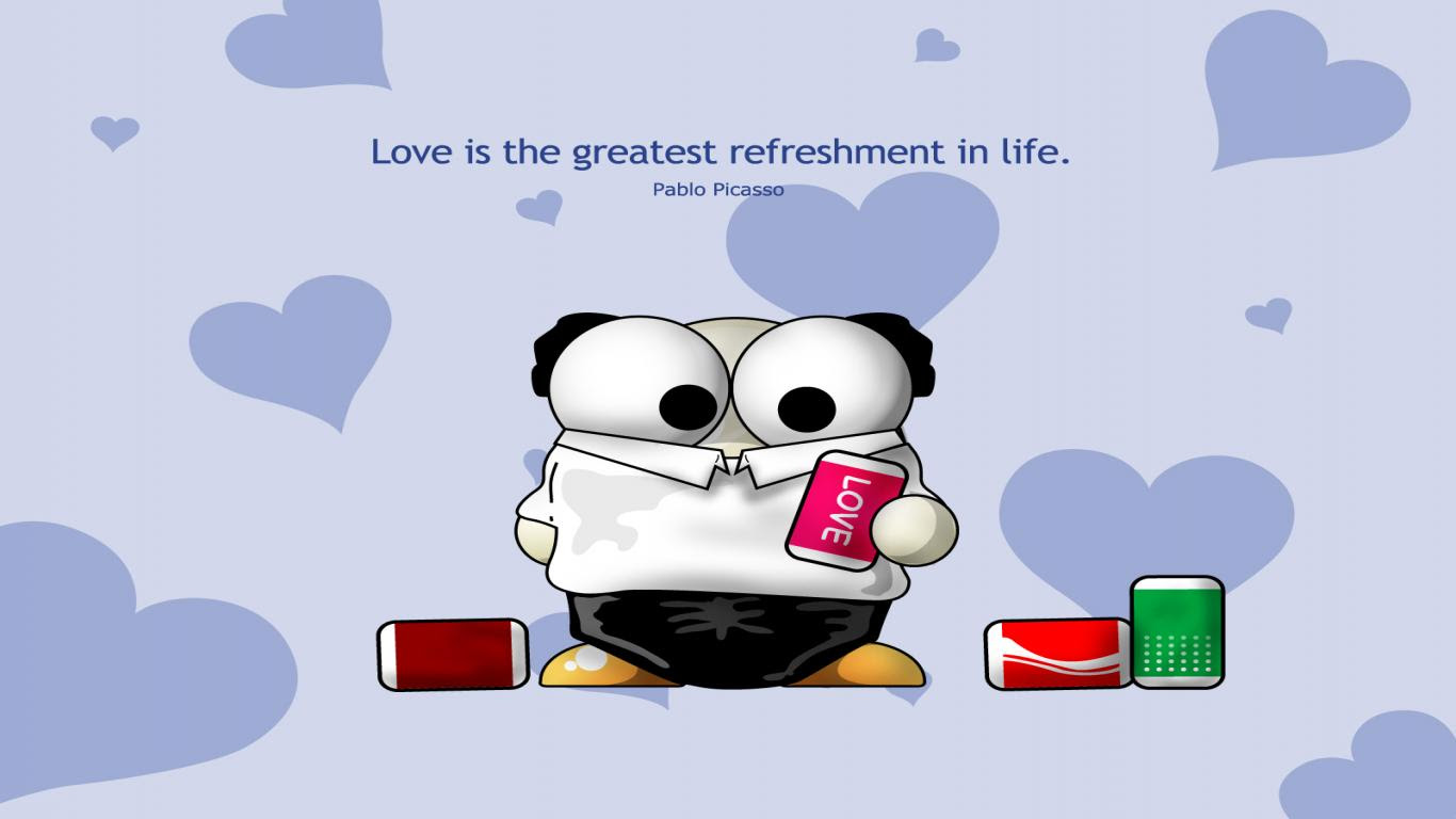 66 Cutest Cartoon Love Quotes For New Couples And Teenagers Parryz Com
