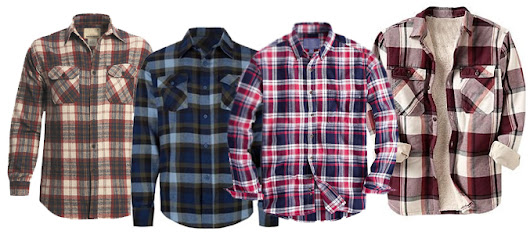 How To Notch Up Your Flannel Shirts? Watch Out For Some Rocking Tips!