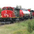 Can locomotives run on natural gas?