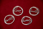 Brush art script - Home (4 circles)
