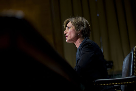 Why Donald Trump Is Scared of Sally Yates