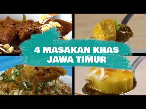 4 Resep Masakan Jawa Timur yang Legendaris oleh - nutrisiharian.xyz