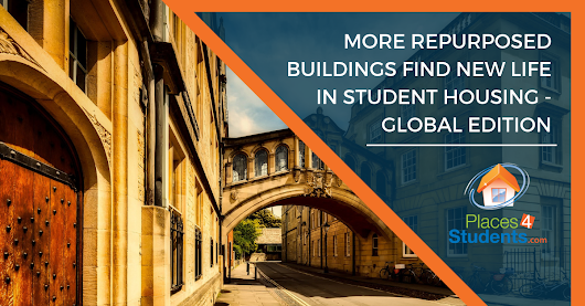 More Repurposed Buildings Find New Life in Student Housing – Global Edition