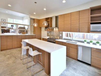 5 Tips from a Home Builder: Portland Kitchen Updates for Less - H Hudson Homes