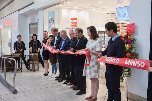 Toronto Event Planners Execute Pickering MINISO Grand Opening