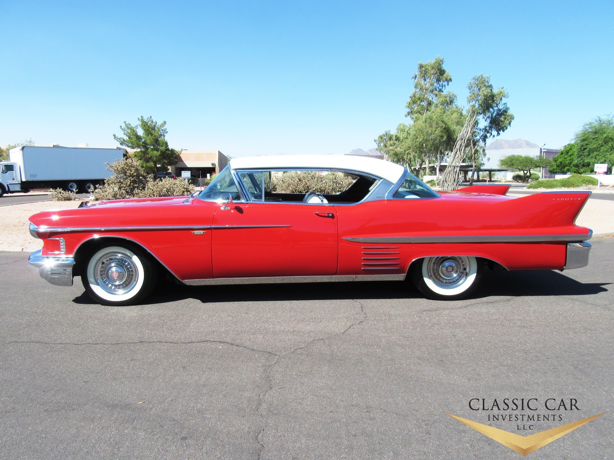 1958 Cadillac Coupe DeVille | Classic Car Investments, LLC