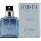 Eternity Aqua by Calvin Klein Eau de Toilette Spray 3.4 oz (Men)
