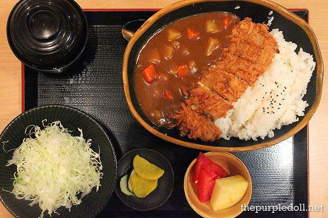 Menchi Katsu Curry P370
