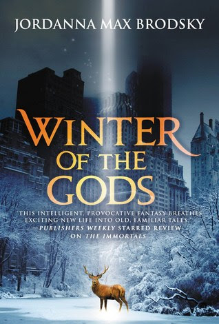 Winter of the Gods (Olympus Bound, #2)
