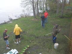Volunteers Helping My Parents