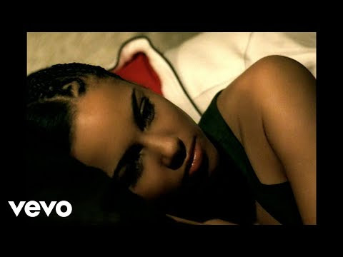 Alicia Keys - If I Ain't Got You:歌詞+中文翻譯
