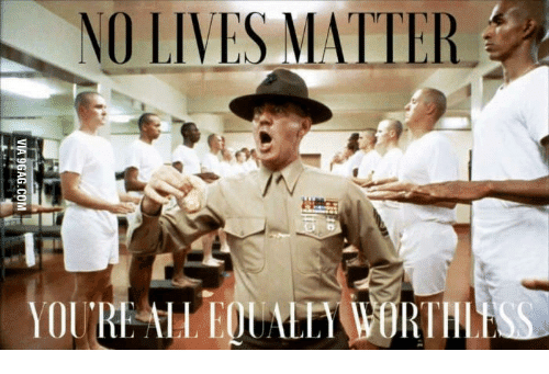 """R. Lee Ermey """"Gunny"""" Died today RIP"""