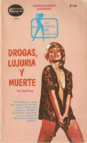 Drogas, Lujuria y Muerte